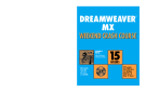 dreamweaver mx weekend crash course phần 1