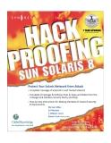 hack sun book hack proofing sun solaris phần 1