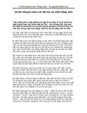 10 lời khuyên học Tiếng Anh