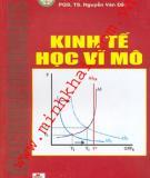 Sách hướng dẫn học Kinh tế vĩ mô Ths Trần Thị Hòa
