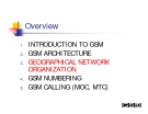 MẠNG GSM - PHẦN 3