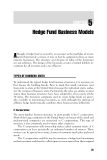 Hedge Fund Investors course phần 4