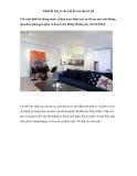 Thiết kế hợp lý cho căn hộ cao cấp 83 m2