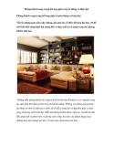 Phòng khách sang trọng kết hợp giữa truyền thống và hiện đại