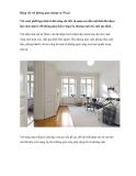 Rộng rãi với không gian chung cư 70 m2