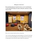 Không gian vui chơi cho trẻ