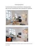 Căn hộ năng động 40 m2
