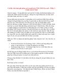 Cài đặt và cấu hình giải pháp xử lý email trên TMG 2010 Firewall – Phần 2: Chính sách E-Mail
