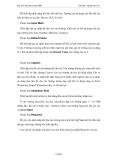 Giáo trình Microsoft Access 2000 phần 2