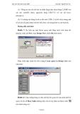 Giáo trình Microsoft Access 2000 phần 3