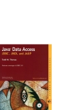 Java Data Access—JDBC, JNDI, and JAXP phần 1