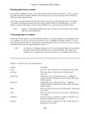 Java Data Access—JDBC, JNDI, and JAXP phần 8
