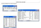 Tạo cơ sở dữ liệu trong Access