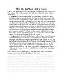 Tài liệu Thị Trường Chứng Khoán