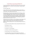 Chuyển MDaemon sang Exchange 2007/2003 (P.5)