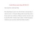 Chuyển MDaemon sang Exchange 2007/2003 (P.7) Quản lý giao thức ở cấp độ người dùng