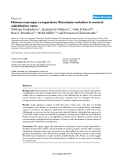 """Báo cáo y học: """" Human-macaque comparisons illuminate variation in neutral substitution rates"""""""