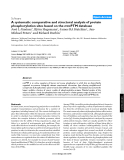 """Báo cáo y học: """"A systematic comparative and structural analysis of protein phosphorylation sites based on the mtcPTM database"""""""