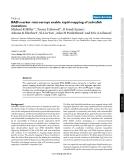 "Báo cáo y học: ""RAD marker microarrays enable rapid mapping of zebrafish mutations"""
