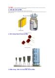 Nguyên lý làm việc tụ điện