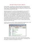 Bảo mật FTP bằng Firewall ISA 2006 (P.2)