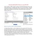 Cấu hình, thiết lập DHCP tĩnh trên router DD-WRT
