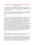 Những bổ sung cho Exchange Server 2007 - Phần 3: Bảo vệ truy cập Email máy khách