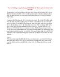 Thư tín di động trong Exchange 2003 (Phần 2): Khám phá các chính sách bảo mật