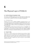 WiMAX Technology for Broadband Wireless Access 2007 phần 4