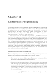 Concepts, Techniques, and Models of Computer Programming - Chapter 11