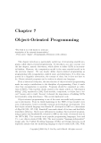 Concepts, Techniques, and Models of Computer Programming - Chapter 7