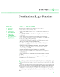 Digital design width CPLD Application and VHDL - Chapter 5