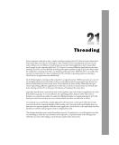 Visual Basic 2005 Design and Development - Chapter 21