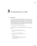A Semantic Web Primer - Chapter 3