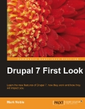 Drupal 7 First Look phần 1