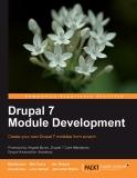 Drupal 7 Module Development phần 1