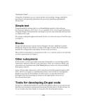 Drupal 7 Module Development phần 2