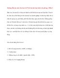 Hướng dẫn tạo máy chủ lưu trữ Web tại nhà bạn hoặc văn phòng - part I