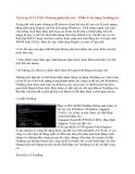 Xử lý sự cố TCP/IP: Phương pháp cấu trúc - Phần 4: Sử dụng Netdiag.exe