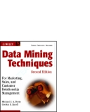 Data Mining Techniques For Marketing, Sales, and Customer Relationship Management Second Edition phần 1