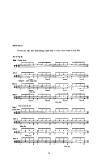 Tự học đánh trống part 9