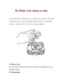 Kỹ thuật xoáy supap xe máy