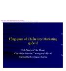 Tổng quan về chiến lược marketing