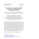 """Báo cáo sinh học: """" Expression pattern and polymorphism of three microsatellite markers in the porcine CA3 gene"""""""