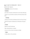 Bài 2: CÁC QUY TẮC TÍNH ĐẠO HÀM