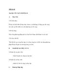 Tiết 42+43 Tên Bài : ÔN TẬP CHƯƠNG II