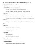 Tiết 40:Bài 1: BẤT ĐẲNG THỨC VÀ CHỨNG MINH BẤT ĐẲNG THỨC (tt)
