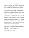 Lời khuyên học tiếng Anh