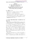 Giáo trình tin học trong quản lý xây dựng - Chương 1