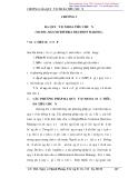 Giáo trình tin học trong quản lý xây dựng - Chương 3